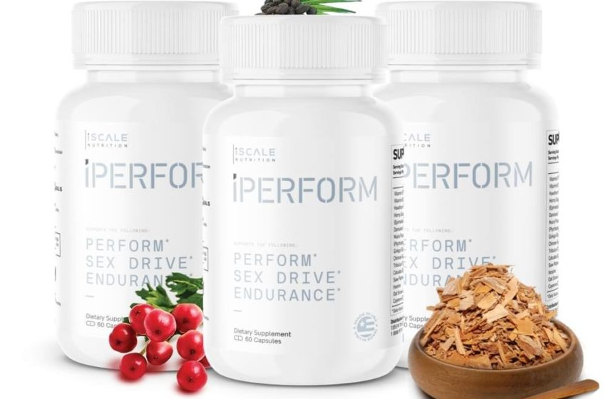 iScale Nutrition – Natural Supplements Made for Entrepreneurs by Entrepreneurs